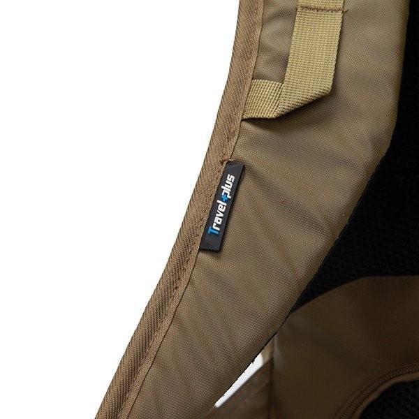 バックパック リュックサック リュック メンズ レディース スクエアリュック バッグ カバン 鞄 ポケット 多い 通勤 通学 大容量 軽量 撥水 出張 登山 TP750115 travelplus-jp 07