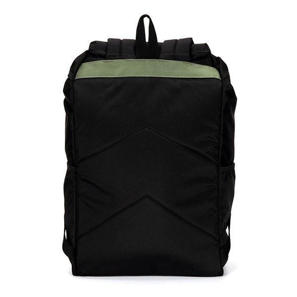 バックパック リュックサック リュック メンズ レディース 鞄 カバン ポケット 多い 通勤 通学 大容量 軽量 撥水 出張 登山 アウトドア 学生 遠足 旅行用 避難用|travelplus-jp|14