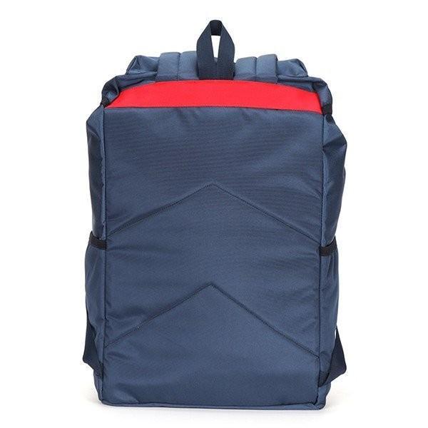 バックパック リュックサック リュック メンズ レディース 鞄 カバン ポケット 多い 通勤 通学 大容量 軽量 撥水 出張 登山 アウトドア 学生 遠足 旅行用 避難用|travelplus-jp|18