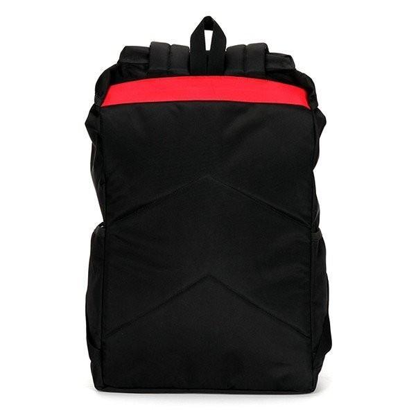 バックパック リュックサック リュック メンズ レディース 鞄 カバン ポケット 多い 通勤 通学 大容量 軽量 撥水 出張 登山 アウトドア 学生 遠足 旅行用 避難用|travelplus-jp|10