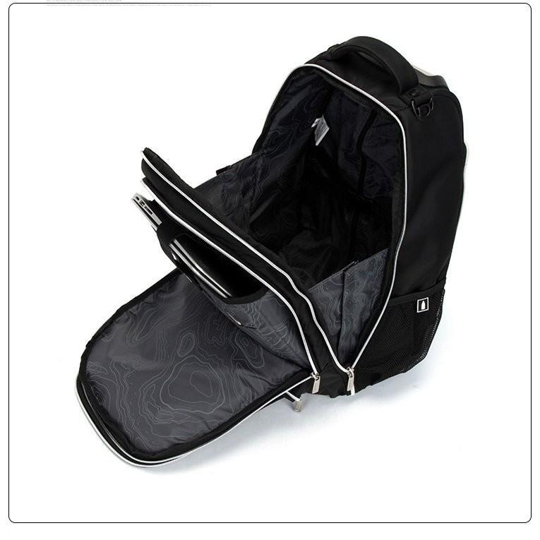 キャリーバッグ ケース 機内持ち込み 軽量 スーツケース ビジネス出張 旅行鞄 かばん ブラック travelplus Sサイズ tp8502-A|travelplus-jp|11