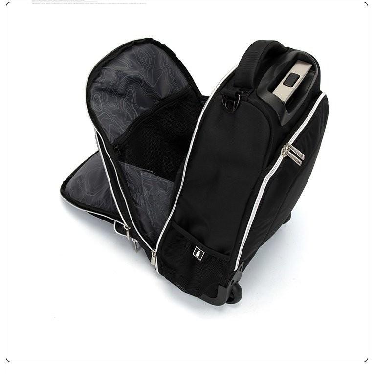 キャリーバッグ ケース 機内持ち込み 軽量 スーツケース ビジネス出張 旅行鞄 かばん ブラック travelplus Sサイズ tp8502-A|travelplus-jp|12