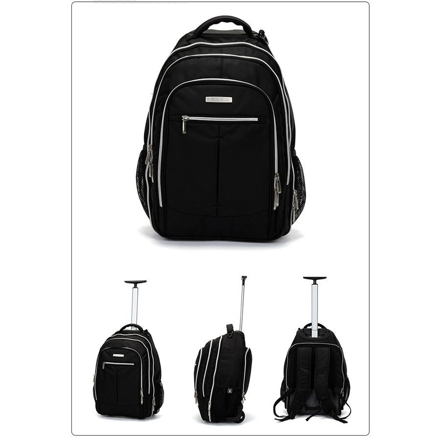 キャリーバッグ ケース 機内持ち込み 軽量 スーツケース ビジネス出張 旅行鞄 かばん ブラック travelplus Sサイズ tp8502-A|travelplus-jp|09