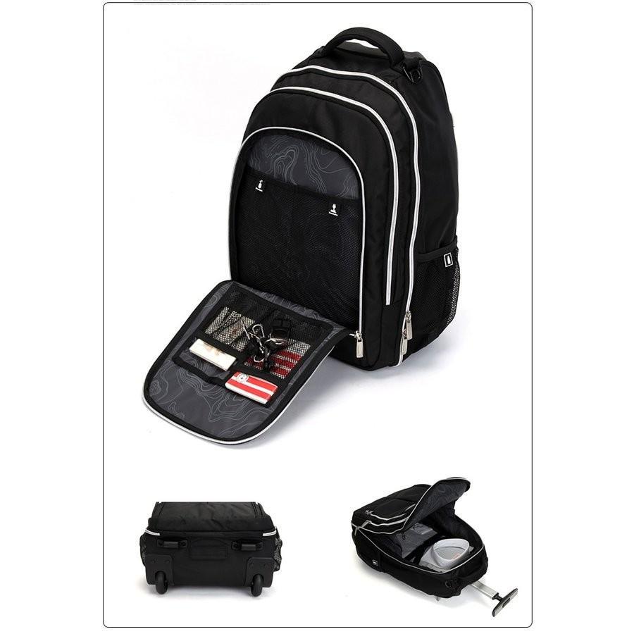 キャリーバッグ ケース 機内持ち込み 軽量 スーツケース ビジネス出張 旅行鞄 かばん ブラック travelplus Sサイズ tp8502-A|travelplus-jp|10
