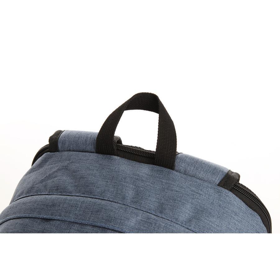 送料無料 バックパック リュックサック リュック メンズ レディース スクエアリュック バッグ カバン 鞄 ポケット 多い 通勤 通学 大容量 軽量 TP850201 travelplus-jp 08