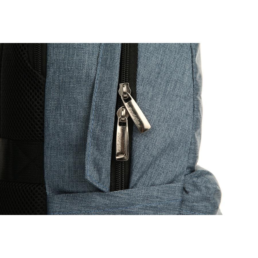 送料無料 バックパック リュックサック リュック メンズ レディース スクエアリュック バッグ カバン 鞄 ポケット 多い 通勤 通学 大容量 軽量 TP850201 travelplus-jp 09