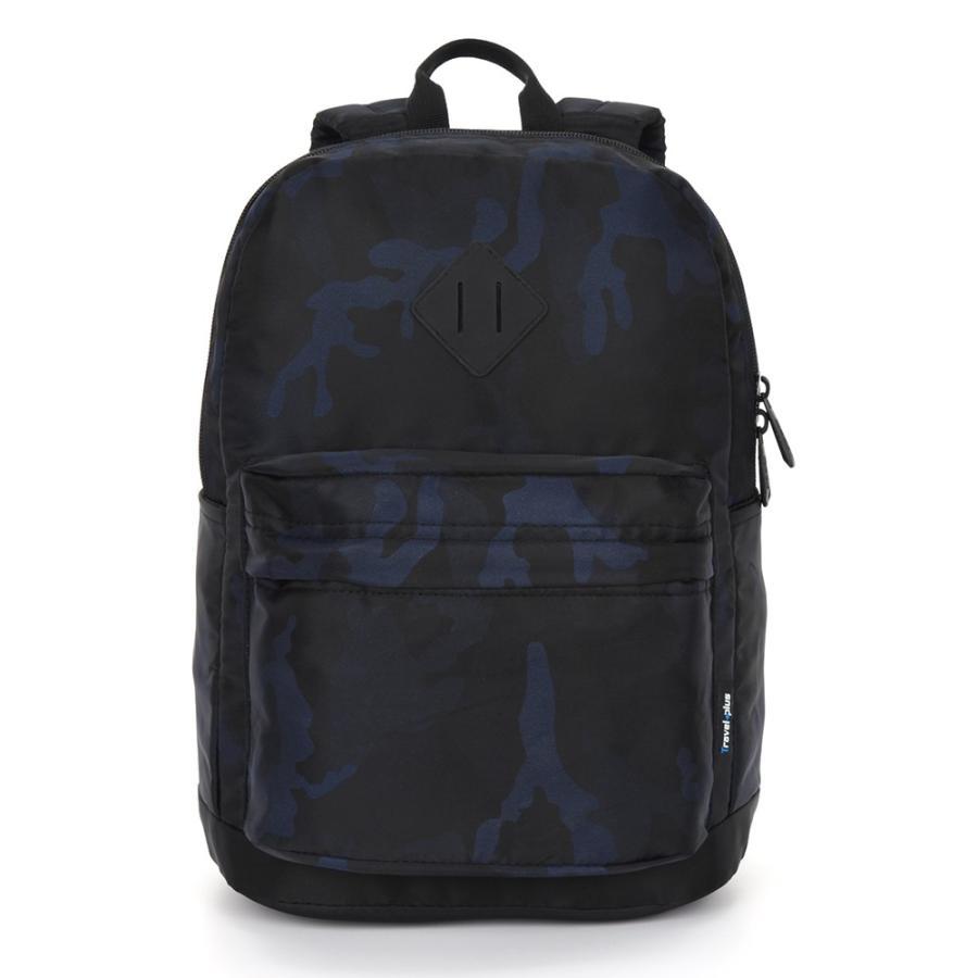 バックパック リュックサック リュック メンズ レディース スクエアリュック バッグ カバン 鞄 ポケット 多い 通勤 通学 大容量 軽量 出張 登山  TP850209R  travelplus-jp 12