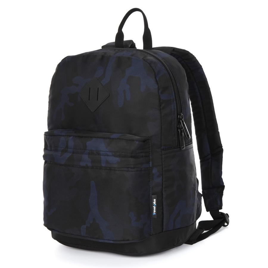 バックパック リュックサック リュック メンズ レディース スクエアリュック バッグ カバン 鞄 ポケット 多い 通勤 通学 大容量 軽量 出張 登山  TP850209R  travelplus-jp 13