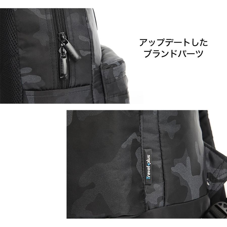 バックパック リュックサック リュック メンズ レディース スクエアリュック バッグ カバン 鞄 ポケット 多い 通勤 通学 大容量 軽量 出張 登山  TP850209R  travelplus-jp 06