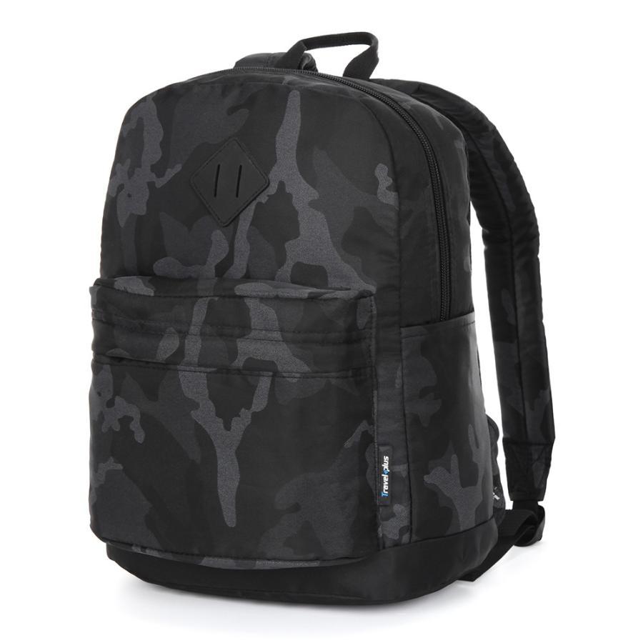 バックパック リュックサック リュック メンズ レディース スクエアリュック バッグ カバン 鞄 ポケット 多い 通勤 通学 大容量 軽量 出張 登山  TP850209R  travelplus-jp 09