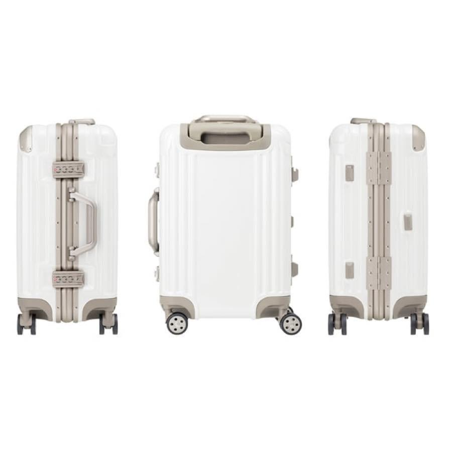 スーツケース キャリーケース キャリーバッグ トランク 小型 機内持ち込み 軽量 おしゃれ 静音 ハード フレーム ビジネス 8輪 5509-48 travelworld 17