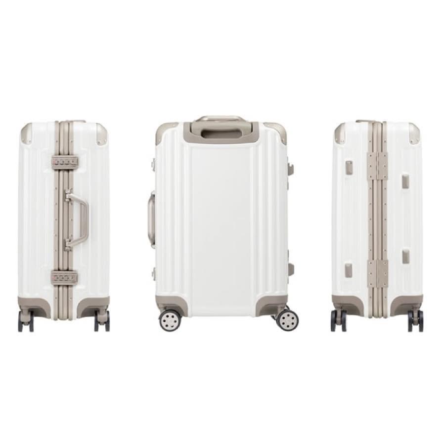 スーツケース キャリーケース キャリーバッグ トランク 中型 軽量 Mサイズ おしゃれ 静音 ハード フレーム ビジネス 8輪 5509-57|travelworld|17