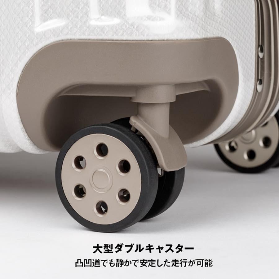 スーツケース キャリーケース キャリーバッグ トランク 大型 軽量 Lサイズ おしゃれ 静音 ハード フレーム ビジネス 8輪 5509-70 travelworld 08