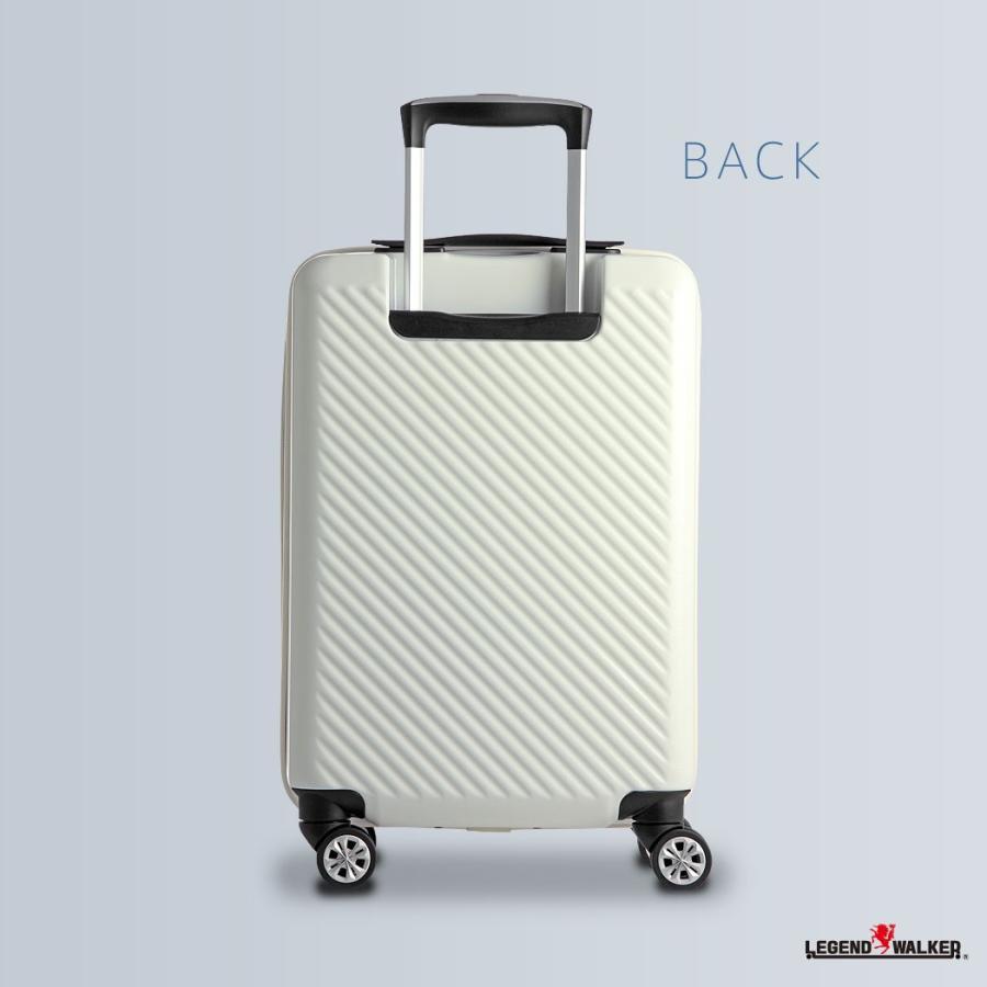 アウトレット スーツケース キャリーケース キャリーバッグ トランク 小型 機内持ち込み 軽量 おしゃれ 静音 ファスナー ビジネス パソコン収納 B-6024-48 travelworld 06