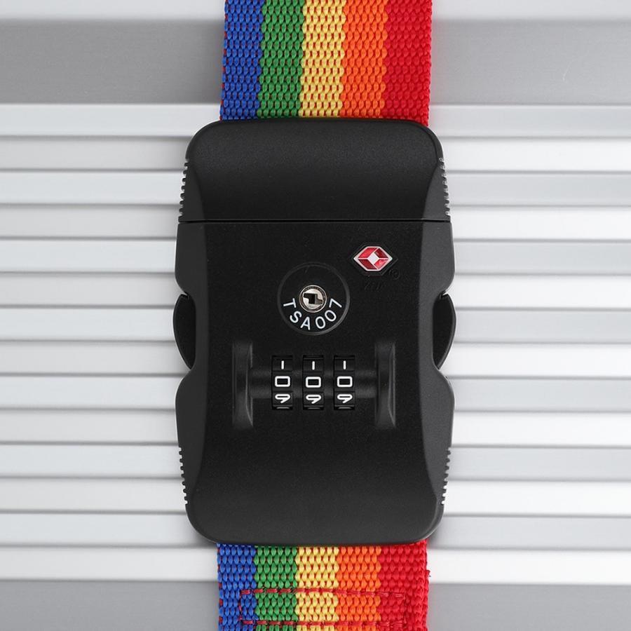 【同時購入専用商品】TSAロック搭載!おしゃれなスーツケースベルト スーツケース対応 SB791|travelworld|02