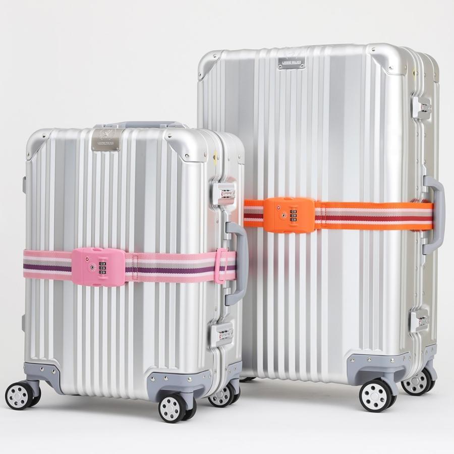 【同時購入専用商品】TSAロック搭載!おしゃれなスーツケースベルト スーツケース対応 SB791|travelworld|03