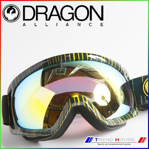 ドラゴン ゴーグル D3 Geo/ゴールド Ion DRAGON 722-5680