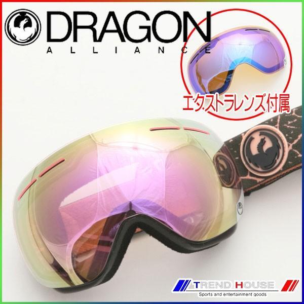 2017 ドラゴン X1s Petal ピンク/ピンク Ion+青 Steel 722-6290 DRAGON APX