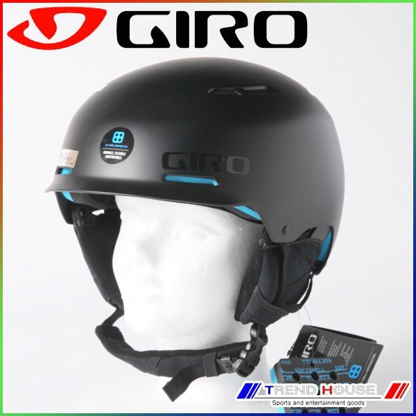 2018 ジロー ヘルメット ディスコード Matte 黒/L(59-62.5cm) 7052346 DISCORD GIRO