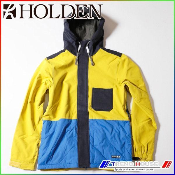 2015 ホールデン スノージャケット Edison Jacket ANTIQUE MOSS/M HOLDEN EJK-F14-N-JK-ATM-M