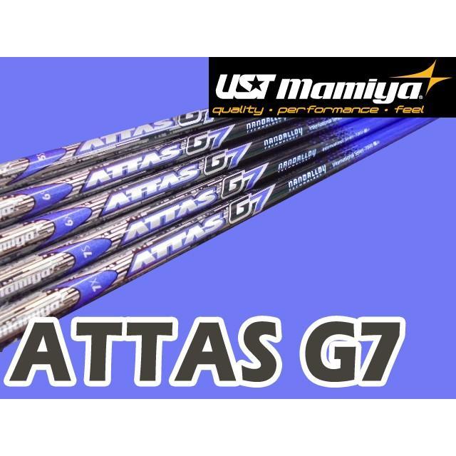 取寄せ商品 代引き不可:発送7営業日前後 マミヤ アッタスジーセブン /Mamiya-OP ATTAS G7 5 shaft