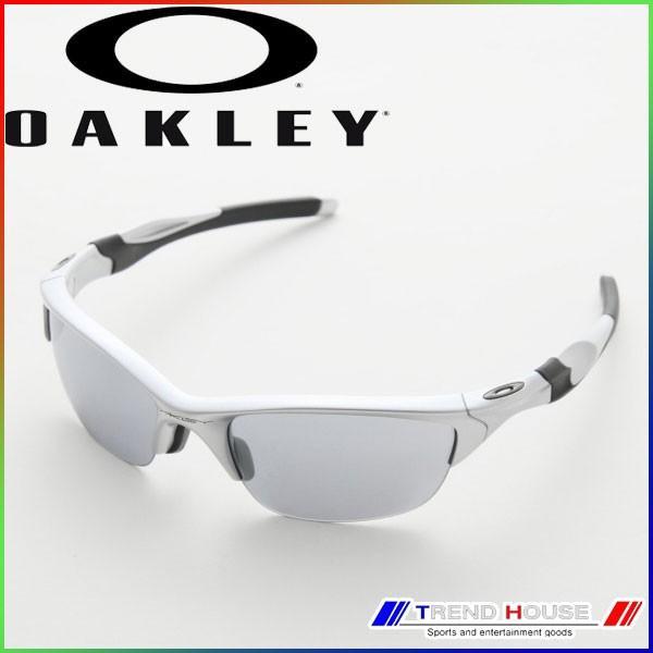 オークリー サングラス ハーフジャケット 2.0 (アジアン) OO9153-02 HALF JACKET 2.0 (ASIAN FIT) 銀/Slate Iridium OAKLEY