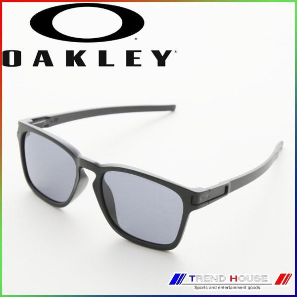 オークリー サングラス ラッチ SQ (アジアン) OO9358-01 Latch SQ (Asia Fit) Matte 黒/Gray OAKLEY