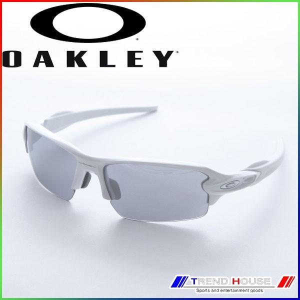 オークリー サングラス フラック 2.0 (アジアン) OO9271-1661 Polished 白い/Slate Iridium Flak 2.0 (Asia Fit) OAKLEY