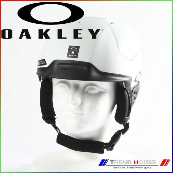 2019 オークリー ヘルメット モッド5 MOD5 Matte 白い/L 99430-11B-L OAKLEY オークレー