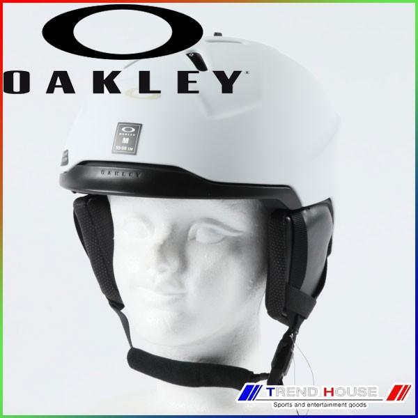2019 オークリー ヘルメット モッド3 MOD3 白い/S 99474-100-S OAKLEY オークレー