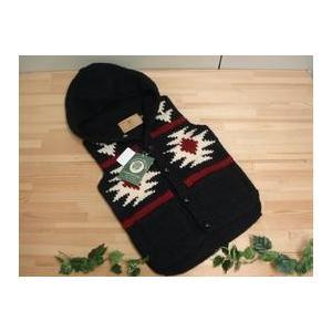 公式 【CANADIAN SWEATER/カナディアンセーター】(size:34)◆8162-XJJ2R Canadian Vest With Hood◆フード付きベスト◆カナダ製, ガモウチョウ 66783ac7
