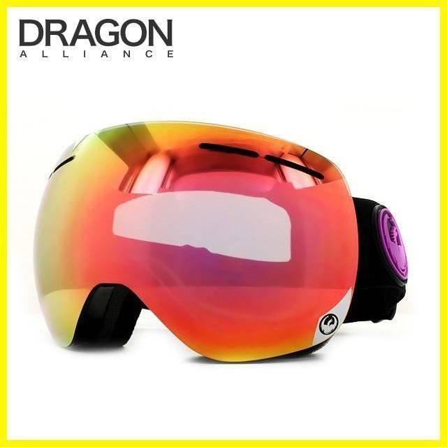 訳あり ゴーグル ドラゴン ミラー レギュラーフィット DRAGON X1s 722-5439
