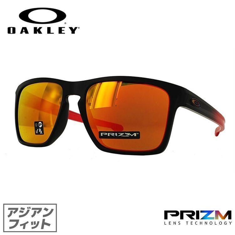 オークリー サングラス ミラー oakley アジアンフィット プリズム スリバー XL SLIVER XL OO9346-1157 57