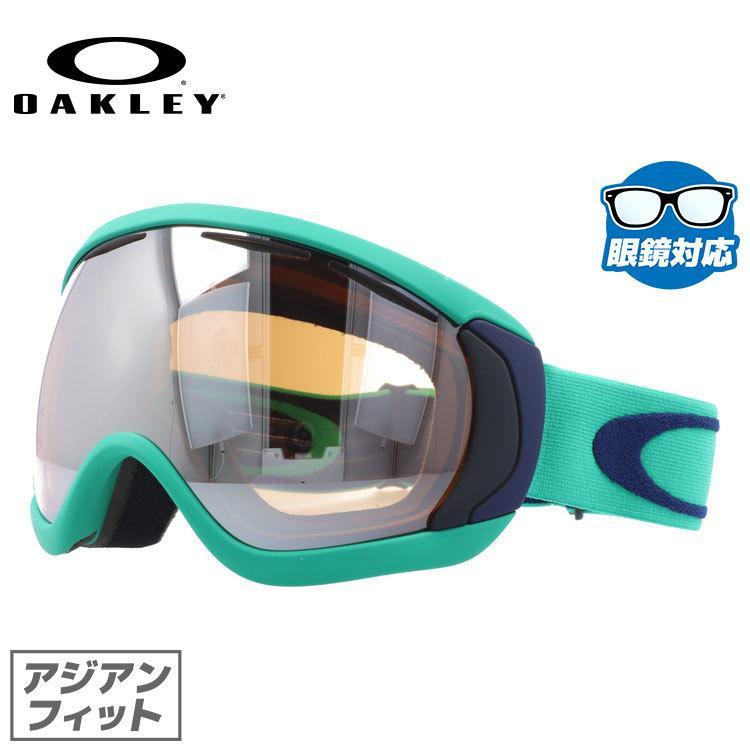 ゴーグル オークリー スノーボード スノボ スキー oakley キャノピー アジアンフィット 眼鏡対応 59-145J Canopy
