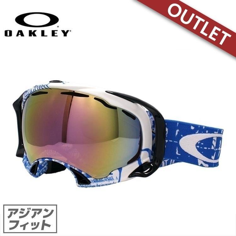 (訳あり アウトレット)ゴーグル オークリー スノーボード スキー oakley スプライス 59-154J Splice アジアンフィット