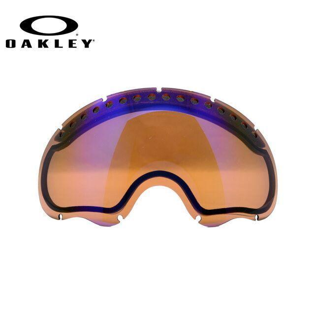 オークリー ゴーグル 交換用レンズ OAKLEY エーフレーム 02-233 A Frame 青 Iridium 2014・2015モデル