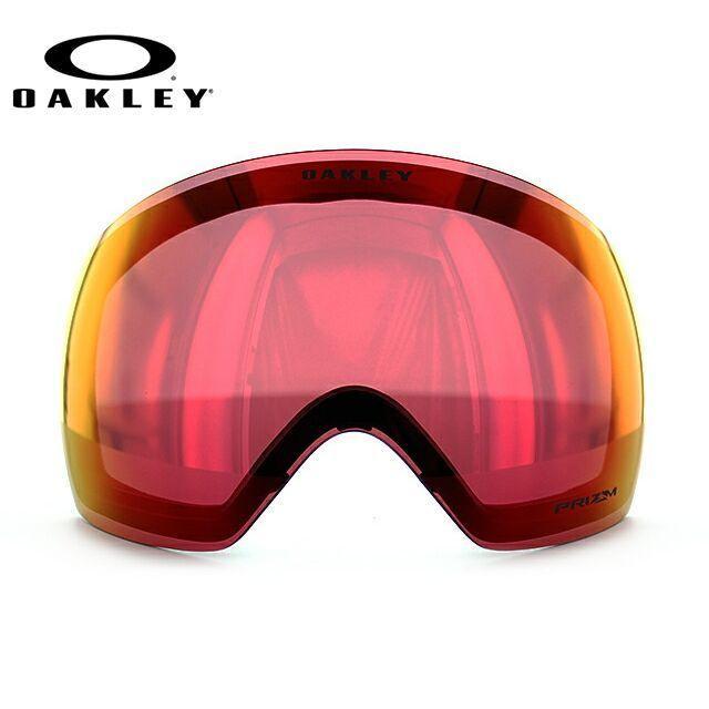 オークリー ゴーグル OAKLEY プリズム フライトデッキ Flight Deck 101-423-002 交換レンズ スキー スノーボード