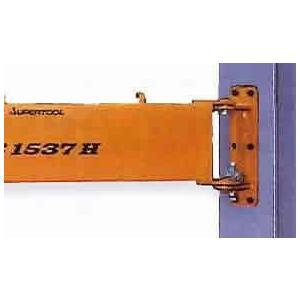 スーパー 柱取付式ジブクレーン(溶接型)容量:160kg JBC1521H