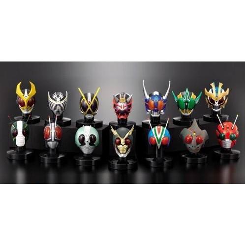 バンダイ 仮面ライダー ライダーマスクコレクション マスコレ ベストセレクション Vol.3 1カートン96個入り