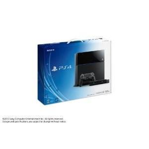 Playstation 4 Jet 黒 Camera 同梱版(コントローラなし:わけあり) (5093061AW4)