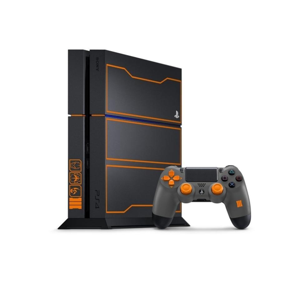 PlayStation 4 コール オブ デューティ ブラックオプスIII リミテッドエディション 1TB(ソフトなし)(一部付属品なし)(5093314CW)