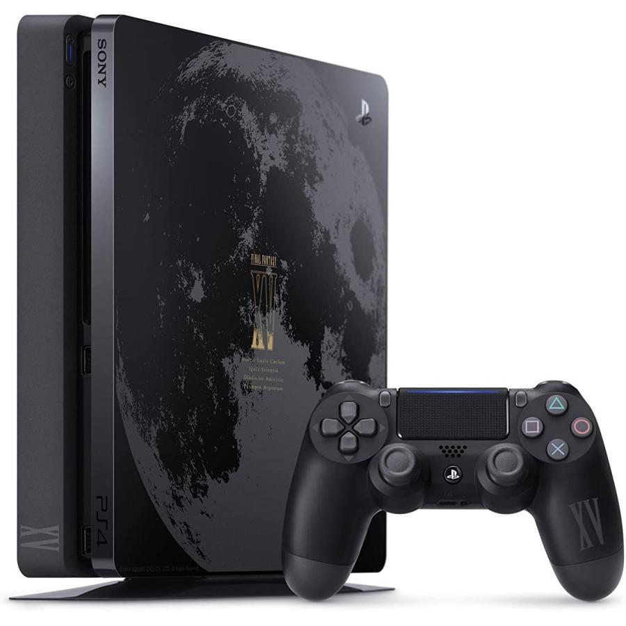 PlayStation 4 FINAL FANTASY XV LUNA EDITION (1TB)(わけあり)(5093501AW) キャッシュレス5%還元