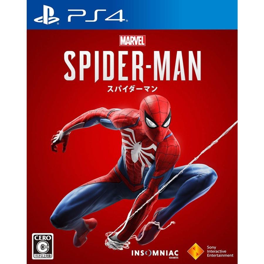 キャッシュレス5%還元 マーベル スパイダーマン Marvel's Spider-Man(5133145S) PS4