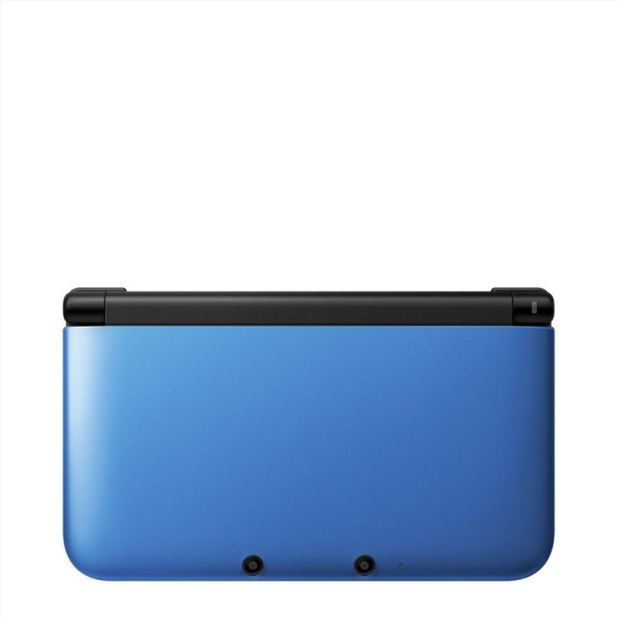 ニンテンドー 3DS LL ブルー×ブラック(箱・説明書なし)(5193076) キャッシュレス5%還元
