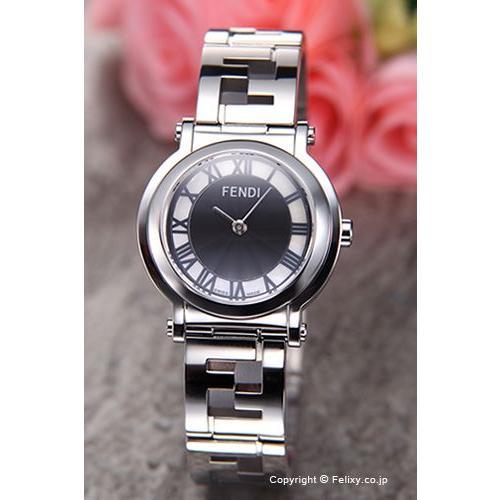 見事な フェンディ F615210 腕時計 レディース F615210 レディース クアドロ ブラック ブラック, ブランド子供服通販「リトルぱる」:6cafb794 --- airmodconsu.dominiotemporario.com