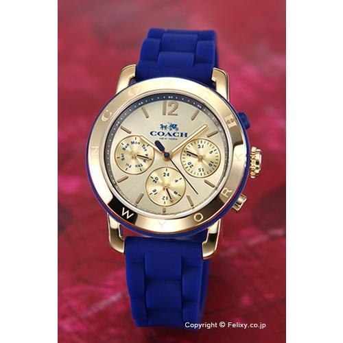 【海外限定】 コーチ 腕時計 レディース 腕時計 COACH 14502365 レディース レガシー コーチ ゴールド×ネイビー, ぐっすり快眠ネットショップ:97c40dae --- airmodconsu.dominiotemporario.com