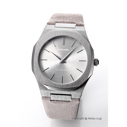 殿堂 D1 ミラノ Ultra D1 MILANO 腕時計 ミラノ Ultra Thin Thin (ウルトラシン) A-UTL02, シンジチョウ:824f6e4d --- airmodconsu.dominiotemporario.com