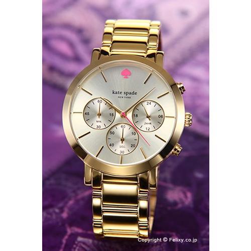 【驚きの値段】 ケイトスペード 腕時計 レディース 1YRU0715 Gramercy Grand グランド Gramercy グランド レディース クロノグラフ, アイアイ元気:484798fe --- airmodconsu.dominiotemporario.com