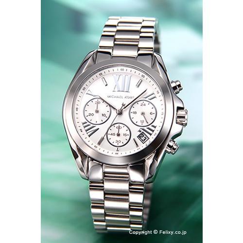 大人気定番商品 MICHAEL 腕時計 KORS マイケルコース 腕時計 シルバー レディース レディース MK6174 ブラッドショー シルバー, ザッカヤーン:67b17f81 --- airmodconsu.dominiotemporario.com