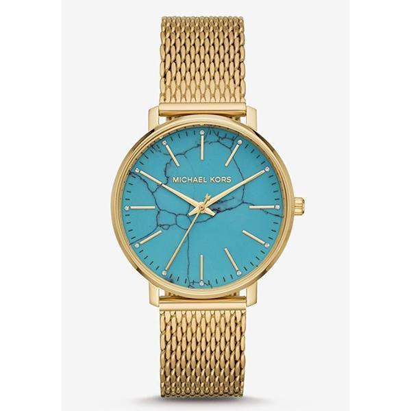 注目 マイケルコース 時計 MICHAEL KORS 腕時計 時計 レディース 腕時計 Pyper Turquoise Pyper MK4393, エクセラー2号館:e416f891 --- airmodconsu.dominiotemporario.com